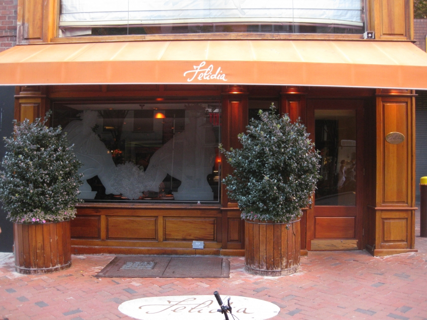 Felidia Italian Restaurant New York