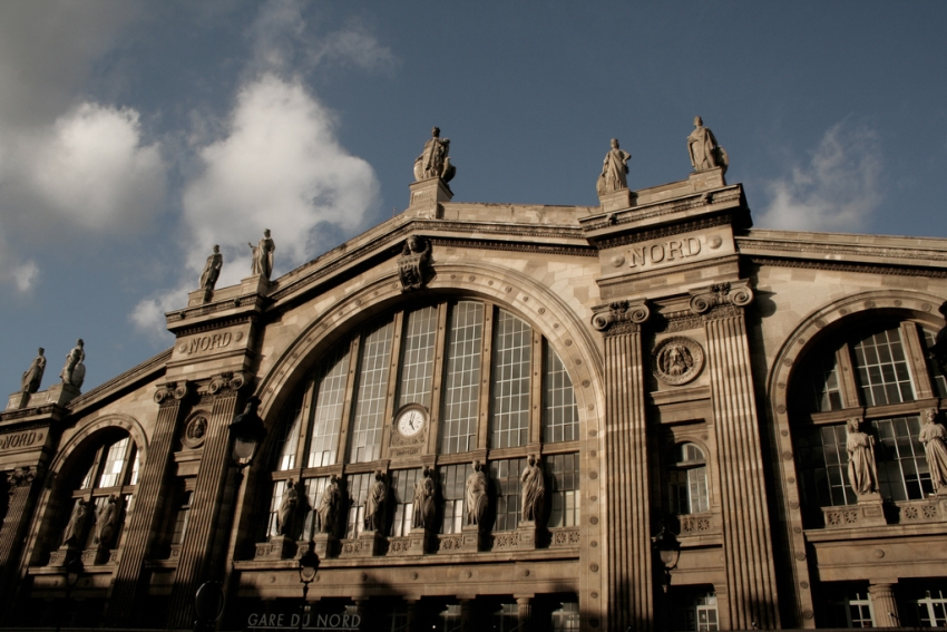Hotels Near Gare Du Nord Paris Train Station