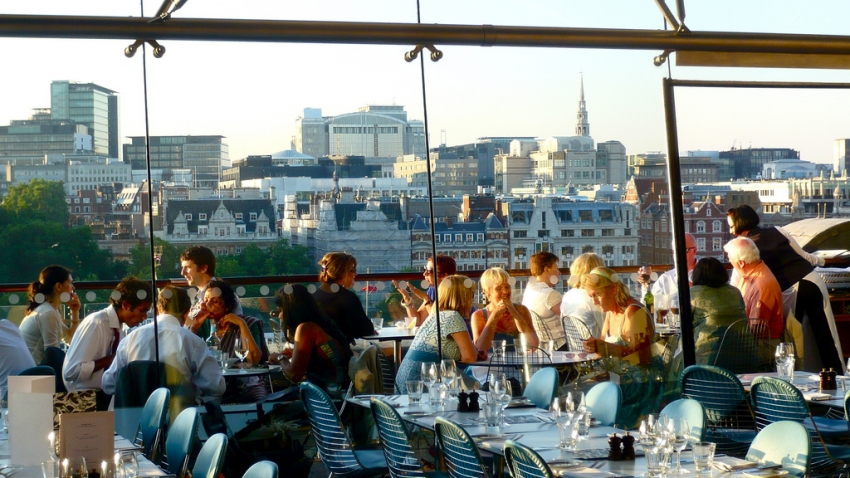Hotels Near Oxo Tower