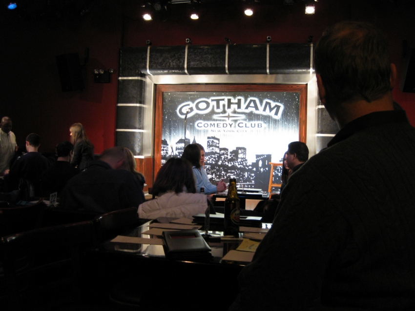 Nov 11, · Best of the NYC Comedy Clubs Visited the city specifically to catch some stand up. While a few disappointed (I won't review them negatively off just one visit) Gotham was the best I /5().