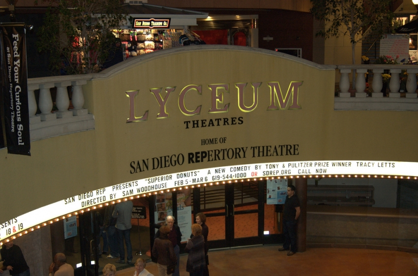 Restaurants Near Lyceum Theater In San Diego Ca