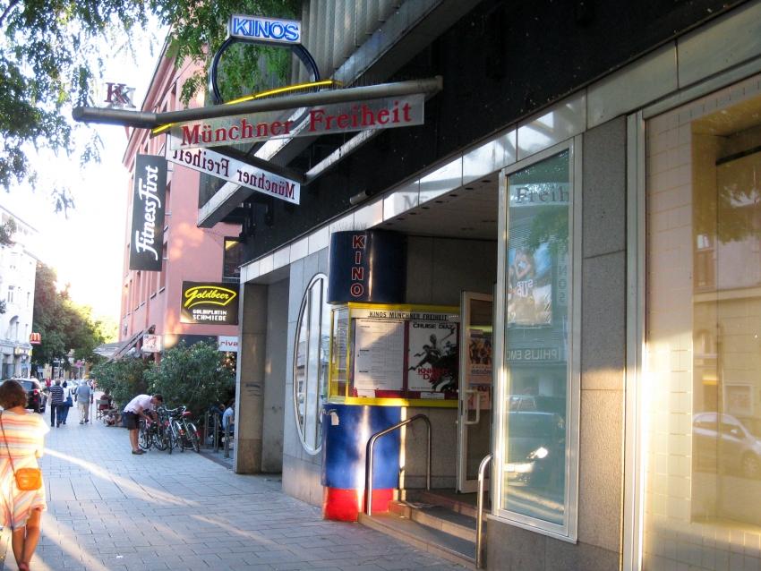 Kinos Münchner Freiheit