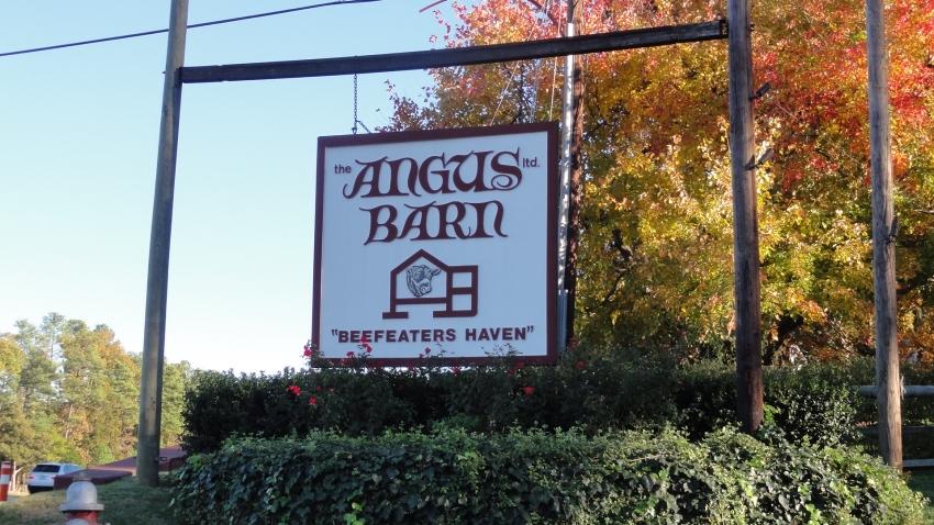 Angus Barn Raleigh Restaurants Eventseeker