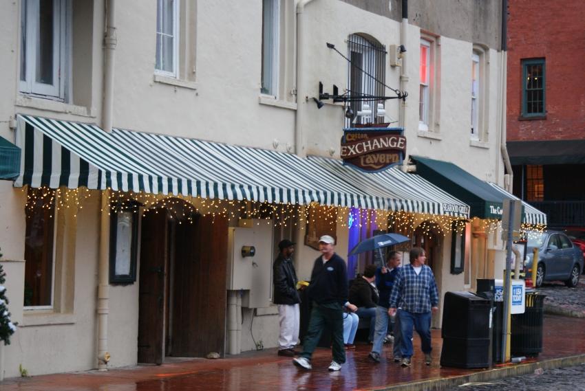 Cotton Exchange Restaurant Savannah Ga
