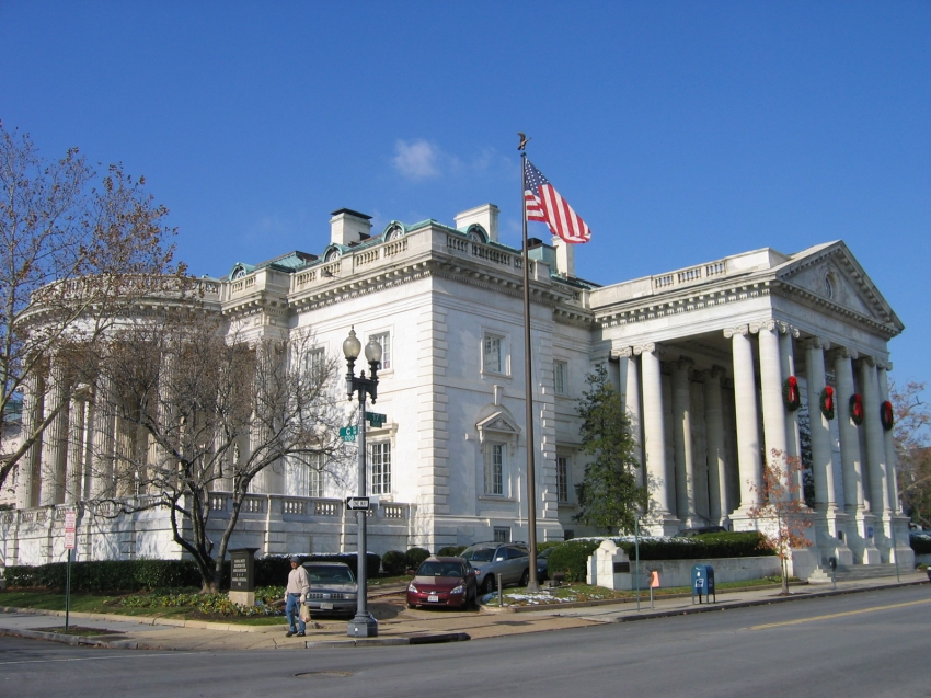 Bars And Restaurants Near Constitution Hall