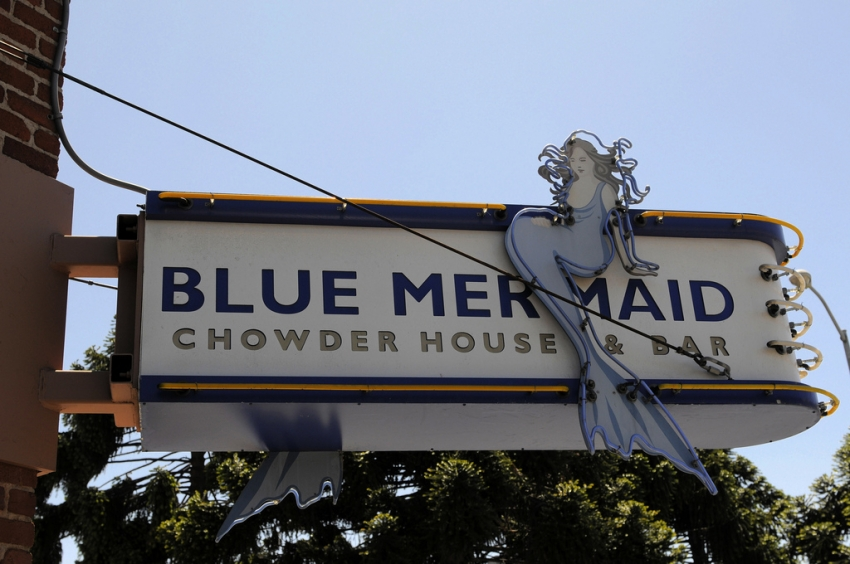Blue Mermaid Restaurant San Francisco Ca