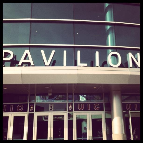 Uic Pavilion Chicago Hotels