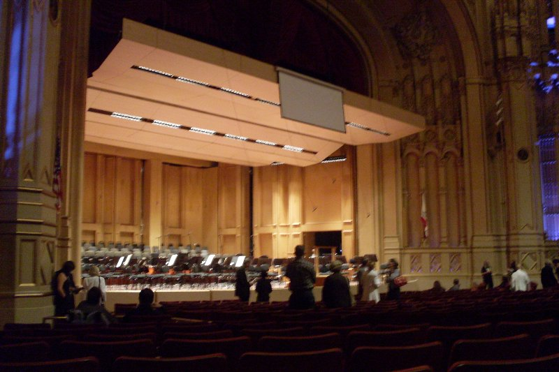 Restaurants Near Copley Symphony Hall San Diego