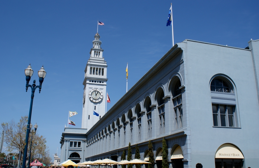 Hours Of Restaurants In Ferry Building San Francisco