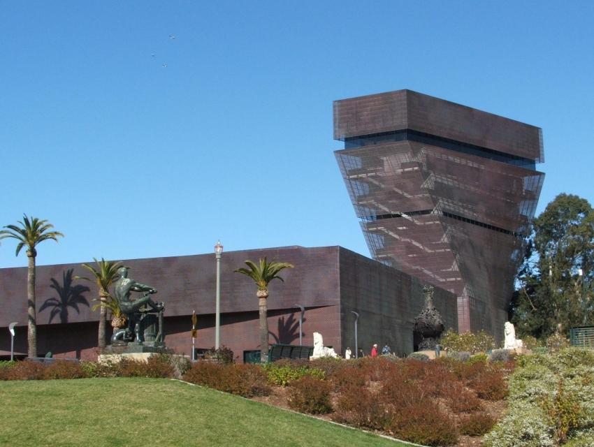 Hotels Near The De Young Museum San Francisco