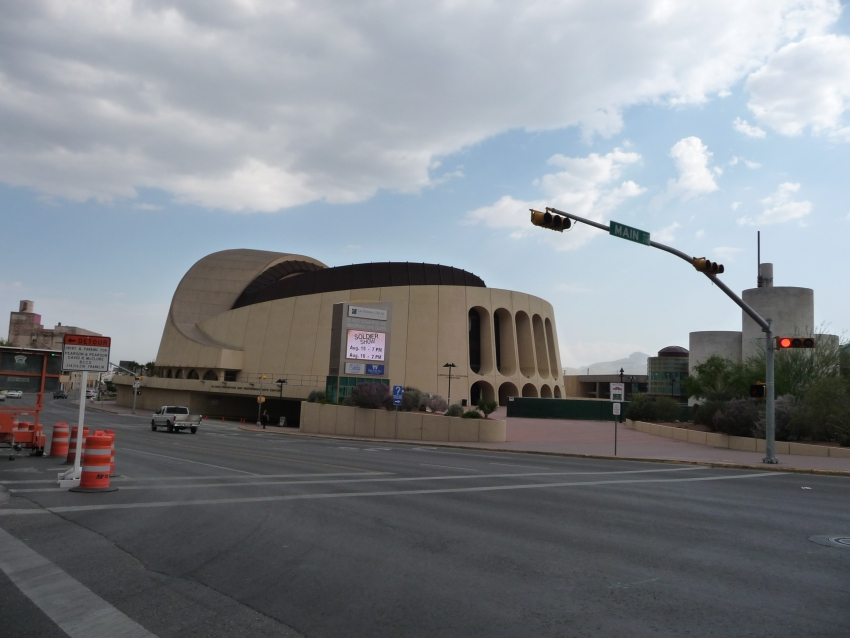 Hotels Near Abraham Chavez Theatre El Paso Tx