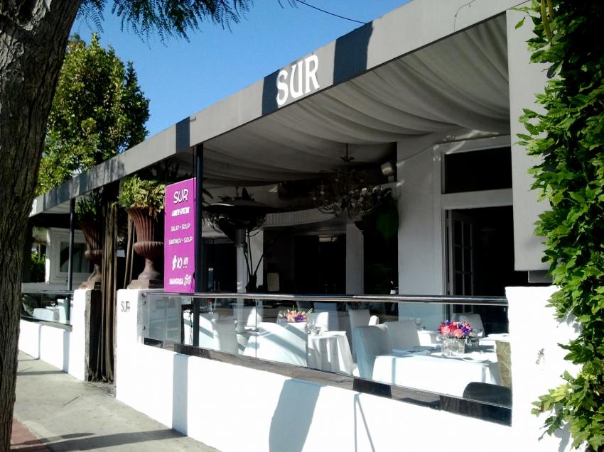 Sur Restaurant In Los Angeles Ca