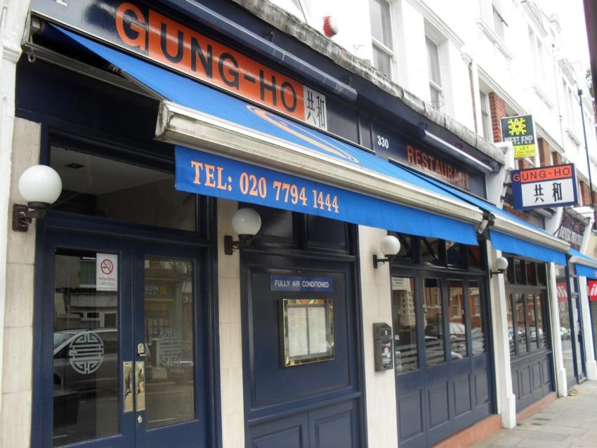 Chinese Restaurants Near West Hampstead