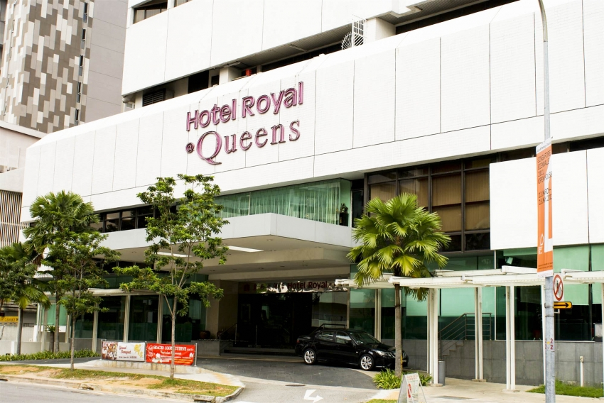 Royal Hotel Singapore Restaurant