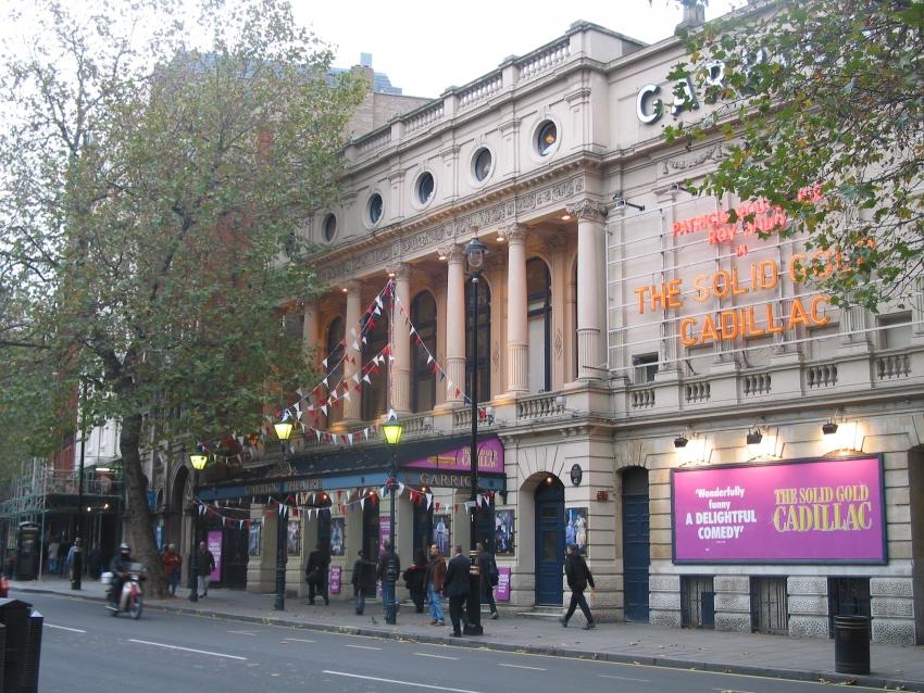 Restaurants Near Garrick Theatre