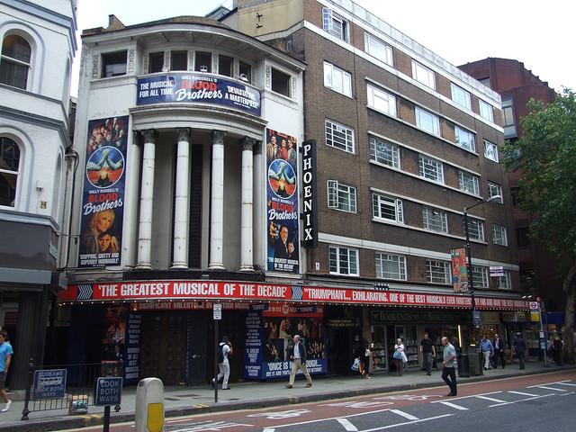 Hotels Near The Noel Coward Theatre London