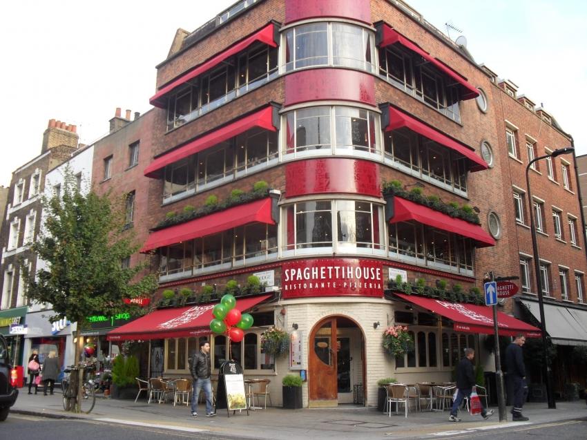 Goodge Street Restaurants