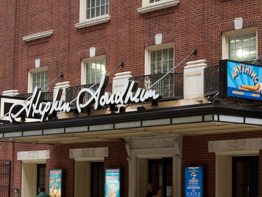Restaurants Near Stephen Sondheim Theatre New York