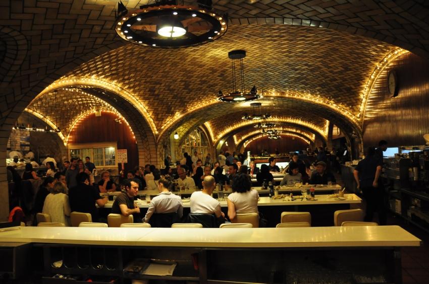 Italian Restaurant Grand Central Station