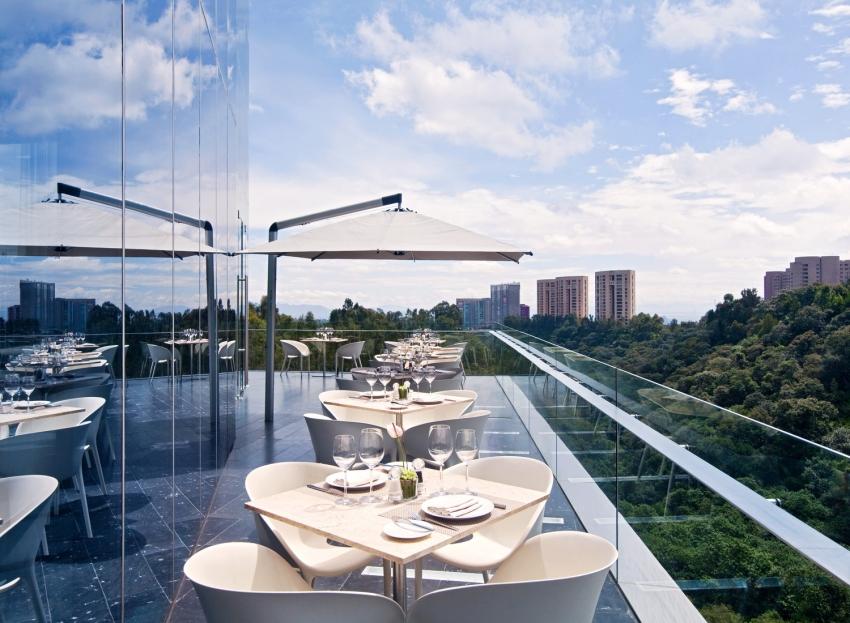 Restaurants Near Westin Santa Fe Mexico City