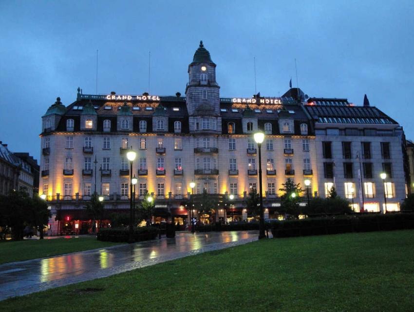 Gran Hotel Oslo