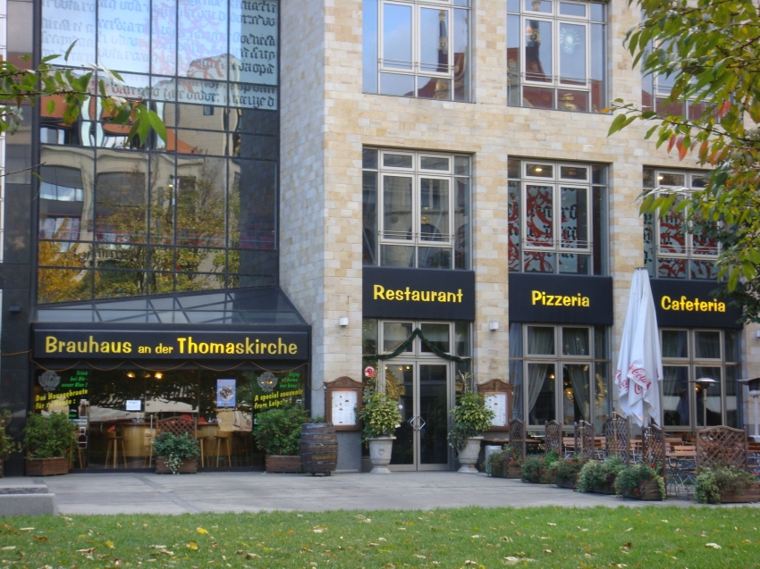 brauhaus an der thomaskirche leipzig bars cafes restaurants eventseeker. Black Bedroom Furniture Sets. Home Design Ideas