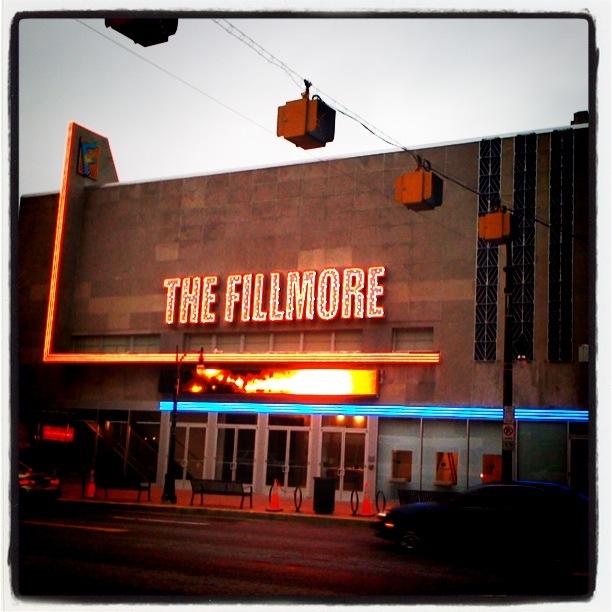 Restaurants Near The Fillmore Miami