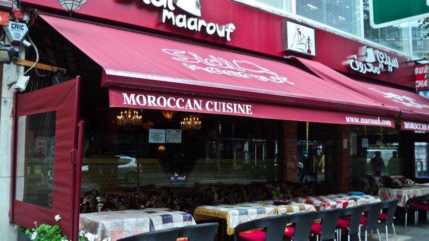 Good Restaurants On Edgware Road