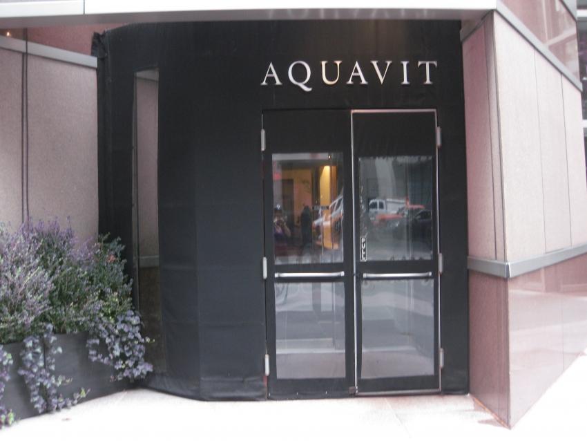 Aquavit Nyc Restaurant Week