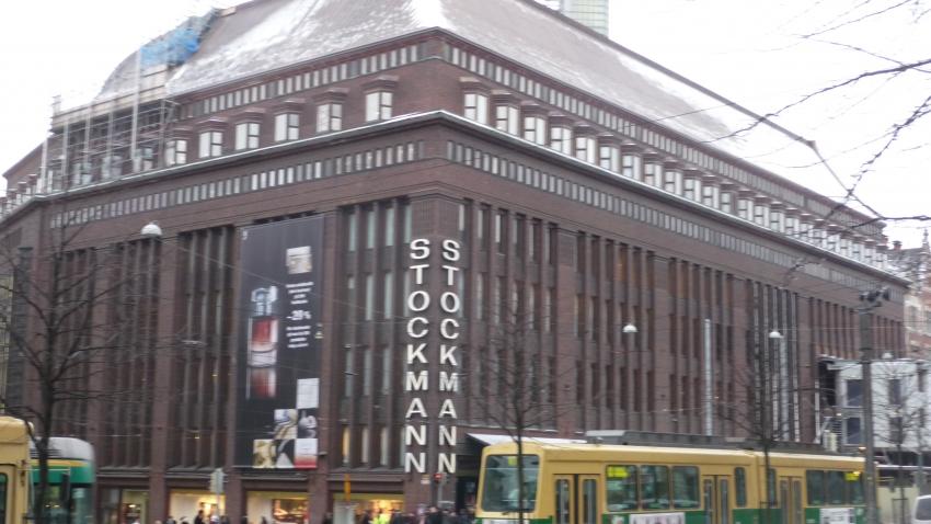 Stockmann, Helsinki, CitySeeker